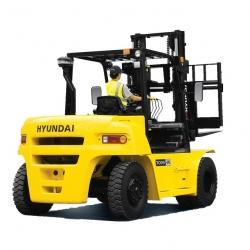 Дизельный погрузчик Hyundai 50DS-7E