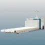 Самоходная электрическая вилочная платформа EGW ..XE