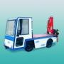 Электрическое платформенное транспортное средство EFW ..XE