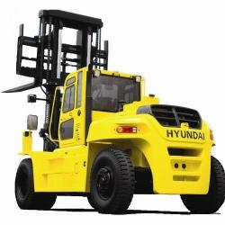 Дизельный погрузчик Hyundai 110D-7E